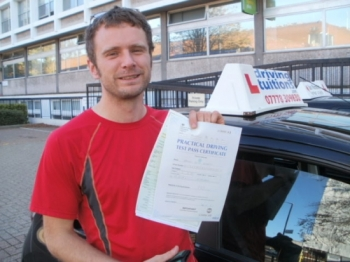 Excellent instruction! Thanks to Franco passed first time.