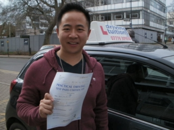 Franco is a great driving instructor Heacute;s patient and teaches you everything you need in order to pass the test Franco is very knowledgeable and provide you the confidence you need to pass Heacute;s honest and provides candid feedback I passed on my first attempt with zero faults thanks to Franco Highly recommend if youacute;re looking for a patient teacher who doesnacute;t pre