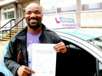 Excellent teacher Very calm Franco will teach you all the skills to pass your driving test first time