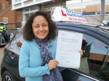 If you want to pass your driving test first time and looking for an instructor whoacute;s aim is to get you that certificate look no further than Franco Clear straightforward and highly professional Francoacute;s flexible approach and sense of humour made learning to drive easy and fun From day one he aims to get you familiar with the manoeuvres expected from you on the day of the test Th