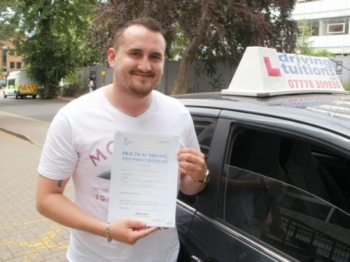 Let me tell youFranko is the best driving instructor you will get I have tried a couple of different instructors before but the instructions were no where near as clear as Francoacute;s driving school I was very comfortable when I met Franko it was a different story I had been waiting 7 years to do my test and finally passed today with 1 minor with his help It took 6 lessons we ran tho