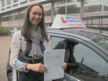 Franco is a brilliant driving instructor Friendly patient reliable humorous knowledgeable and understanding He taught me many useful skills and has made me a better safer driver I passed the driving test first time I highly recommend Franco for anyone learning to drive and needing to prepare for their driving test